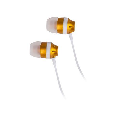 TREVI Cuffie Auricolari In Ear Con Custodia Hmp 690 Giallo