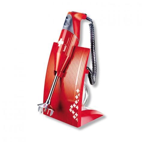 Frullatore ad Immersione Swissline BX SL RD Potenza 200 Watt Colore Rosso