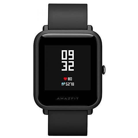AMAZFIT Bip Lite 43mm Impermeabile cardio notifiche sonno sport ad elevata autonomia compatibile Android / iOS
