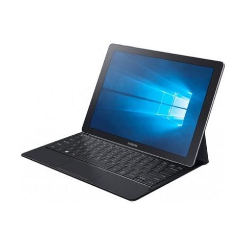 Image of SM-W700N Galaxy Tab Pro S Nero 2-in-1 Display 12'' Full HD sAmoled Intel Core M Ram 4GB Memoria 128GB Wi-Fi Fotocamera 5Mpx Windows 10 Home - Italia