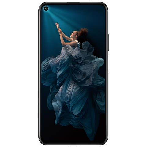 Image of 20 Nero 128 GB 4G / LTE Dual Sim Display 6.26'' Full HD Fotocamera 48 Mpx Android