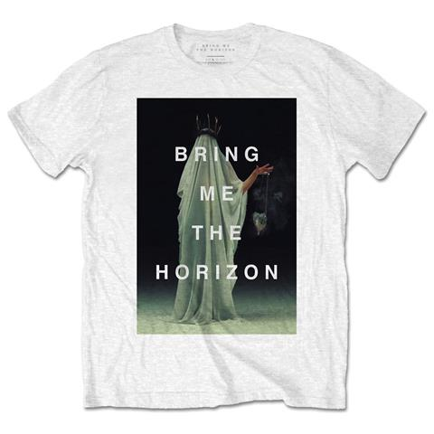 ROCK OFF Bring Me The Horizon - Cloaked (T-Shirt Unisex Tg. S)