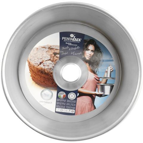 Stampo Americano Alluminio Concono Cm24 T / leg Strumenti Da Cucina