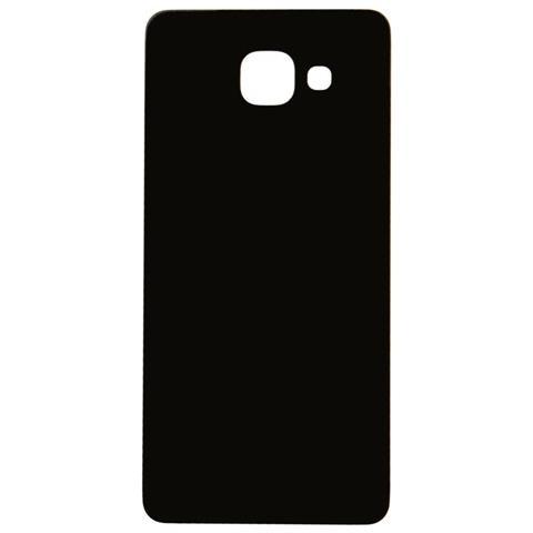 BOMA Retro Cover Scocca Ricambio Samsung Galaxy A5 2016 Nero Copri Batteria Sm-a510