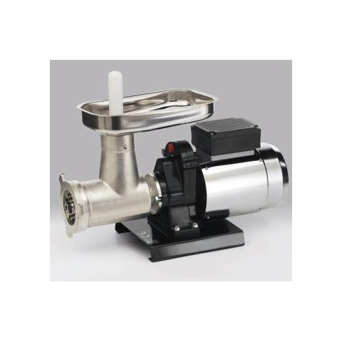 Image of Tritacarne 200 W, 80 rpm, 100 - 160 kg / h, IPX5, 30000 g, Inox / Nero