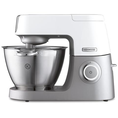 KVC5000T Chef Sense Robot da Cucina Capacità 4.6 Litri Potenza 1100 Watt Colore Bianco / Silver