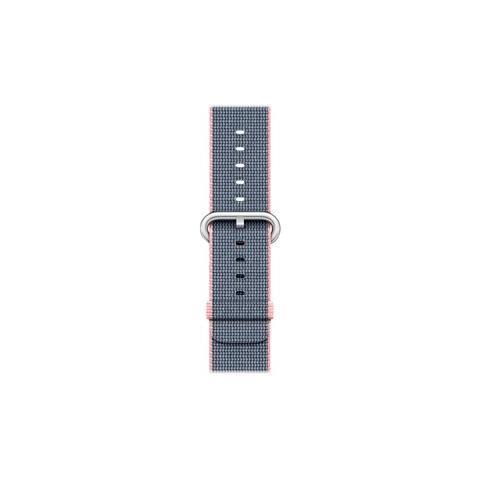 APPLE MNK62ZM / A Band Blu, Rosa Nylon accessorio per smartwatch