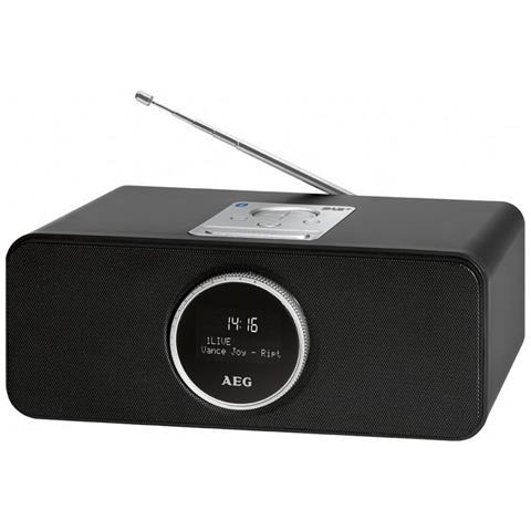 Aeg Radio Stereo Dab + Sr 4372 Nero