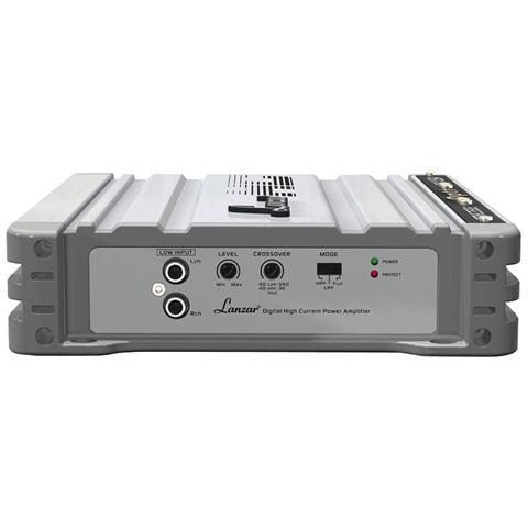 LANZAR OPTIHC5002, 40 - 3000 Hz, 40 - 350 Hz, Argento