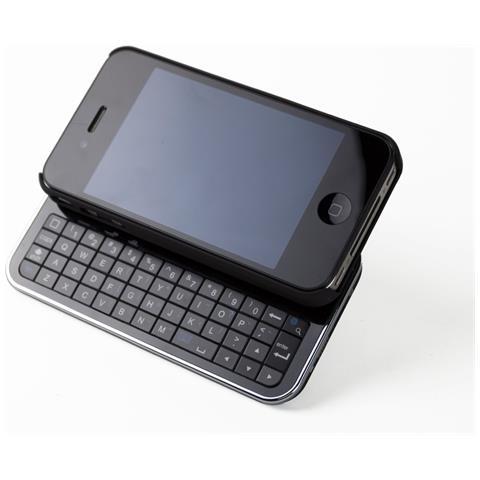 r2digital Custodia Ultra-slim Per Iphone 4 Con Tastiera Bluetooth Integrata Mini Tastiera Iphone 4 4g Slide Scorrevole