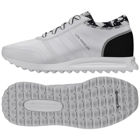 adidas Scarpe Donna Los Angeles 38 Bianco Nero