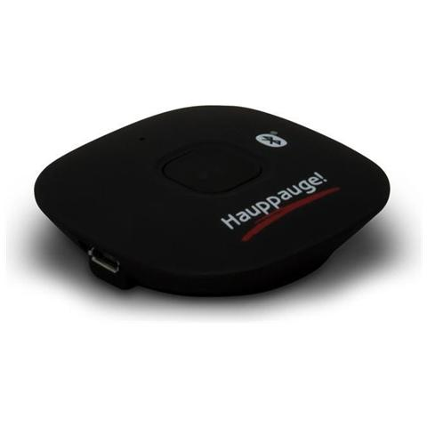 HAUPPAUGE MyMusic Bluetooth con NFC Bluetooth Colore Nero / Antracite