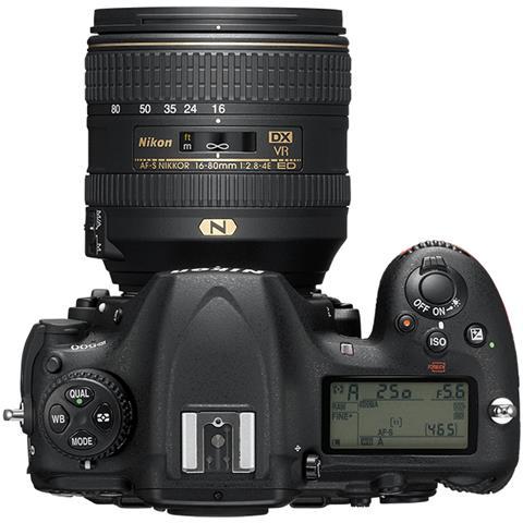 Fotocamera Reflex Digitale D500 Body + AF-S DX 16-80mm VR Kit + Lexar SD 633x 16GB