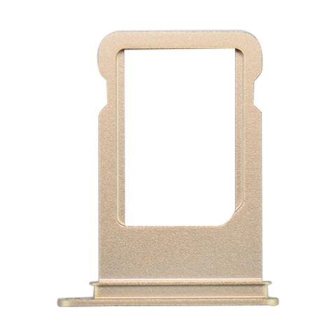 BOMA Slot Tray Holder Porta Sim Card Scheda Apple Iphone 7 Oro Vassoio Cassettino
