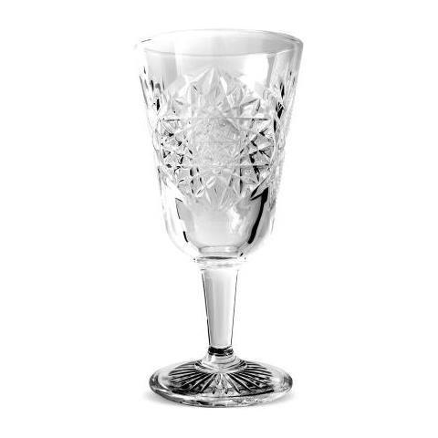 Bicchiere Wine Diamond 300 Ml Confezione 12 Pz Attrezzatura Barman Bartender Rs9257
