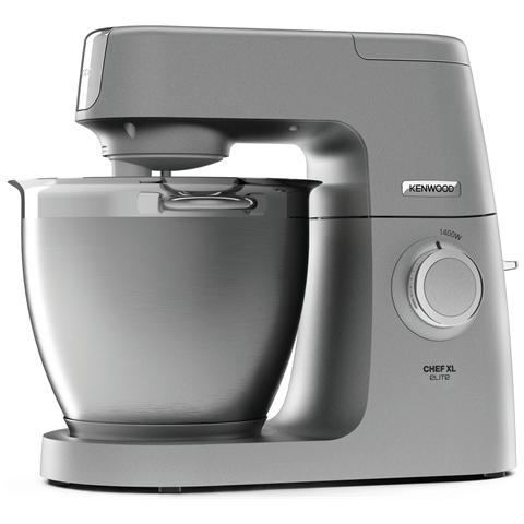 Robot da Cucina Chef XL Elite Capacità 6.7 L Potenza 1400 W Colore Argento