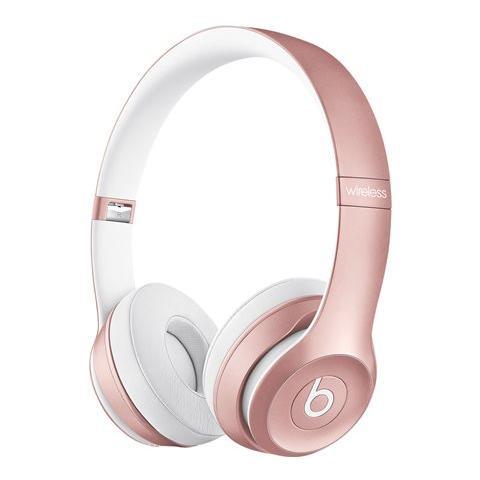 BEATS BY DRE Cuffie Solo2 Wireless - Oro rosa