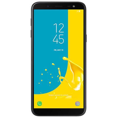 Image of Galaxy J6 Nero Dual Sim Display 5.8'' Quad HD Octa Core Ram 3GB Storage 32GB +Slot MicroSD Wi-Fi + 4G / LTE Fotocamera 13Mpx Android - Italia