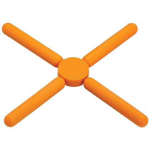 Sottopentola In Silicone 22cm - Arancione