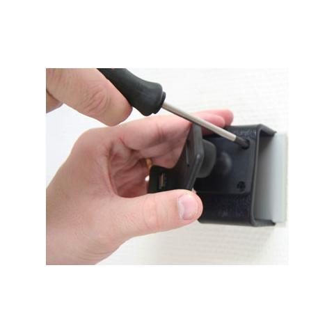 Brodit 215466 Passive holder Nero supporto per personal communication