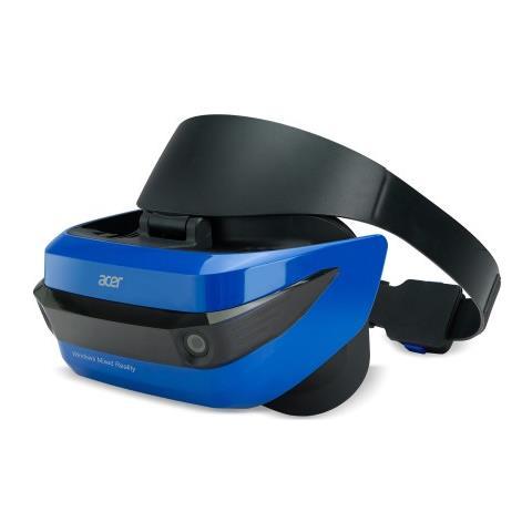 ACER AH100 Dedicated head mounted display 350g Nero, Blu