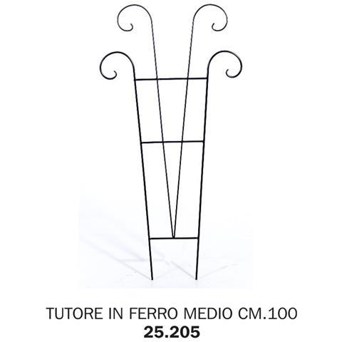 Tutore In Ferro Medio Cm 100