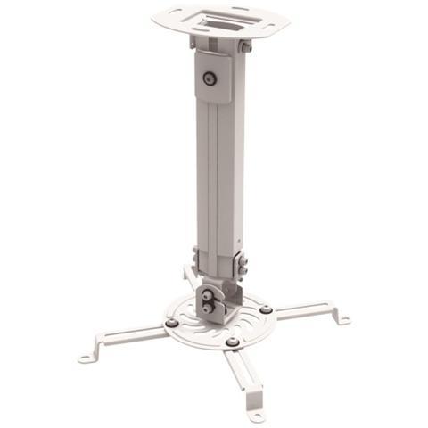 NVS Supporto staffa a o da soffitto per videoproiettore altezza regolabile