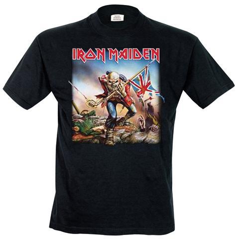Rock Off Retail Limited Iron Maiden - Trooper (T-Shirt Unisex Tg. 2XL)