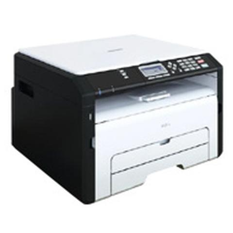 Image of AFICIO SP211 SU Stampante Multifunzione Stampa Copia Scansione Laser B / N 22 ppm Usb 2.0