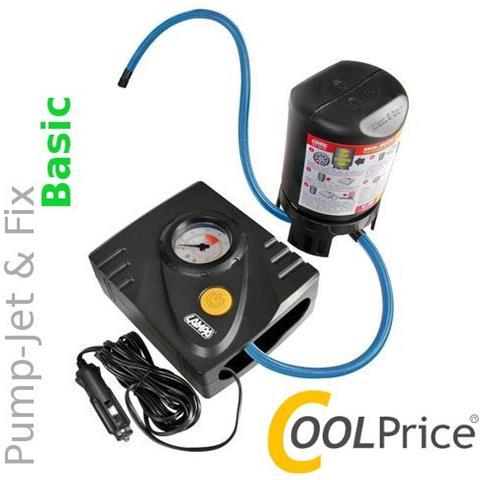 Kit Sigillante Liquido Pneumatici 450ml Con Compressore 12v 72170