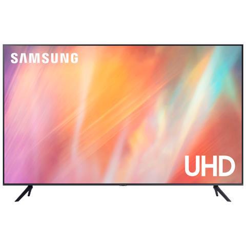 "TV Crystal UHD 4K 43"" UE43AU7170 Smart TV Wi-Fi Titan Gray 2021"