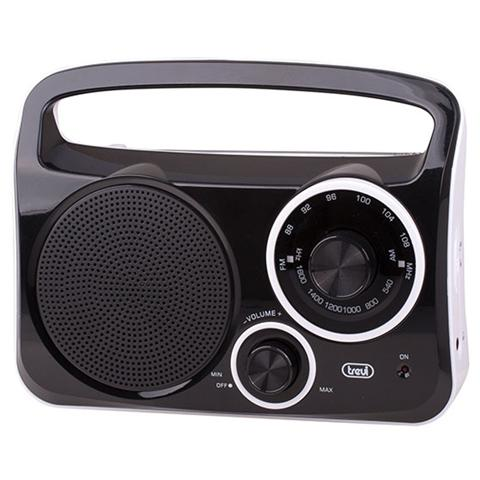 TREVI Radio Portatile 2 Bande Ra 762