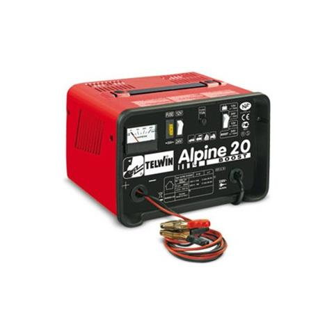 Image of Caricabatterie Avviatore Portatile Auto Moto Alpine 20 Boost 18/12 A 12v