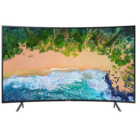 Image of TV LED Ultra HD 4K 55'' UE55NU7370 Smart TV Tizen Curvo