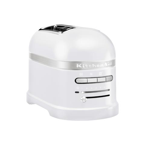 KMT2204FP Tostapane A 2 Scomparti Potenza 1250 Watt Colore Bianco Perla
