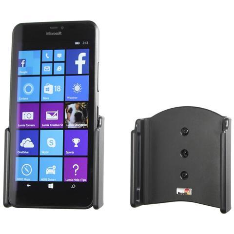 BRODIT 511739 Universale Passive holder Nero supporto per personal communication