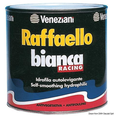 Antivegetativa Raffaello bianca racing