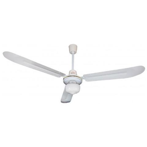 DCG VE CRD30L Ventilatore Da Soffitto 3 Pale Colore Bianco