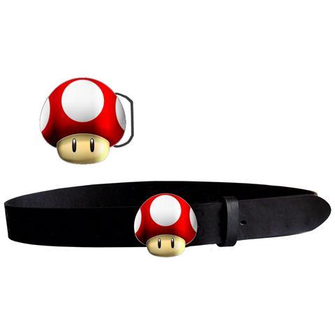 BIOWORLD Nintendo - Mushroom Belt (Cintura Tg. M)