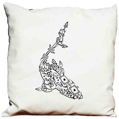 Cuscino Decorativo Pesce