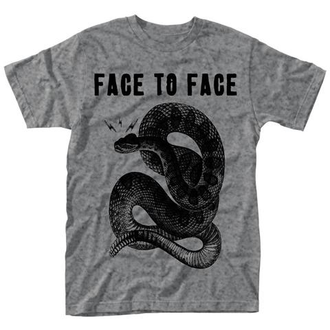 PHM Face To Face - Snake (T-Shirt Unisex Tg. XL)