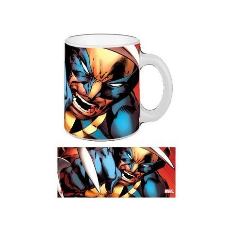 Tazza Wolverine Mug Close Up