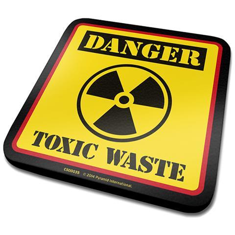 Danger Toxic Waste (sottobicchiere)
