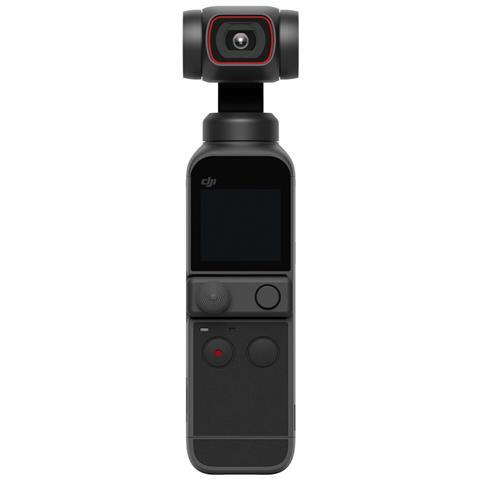 Pocket 2 Fotocamera A Sospensione Cardanica 4k Ultra Hd 64 Mp Nero