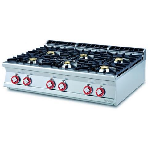 Cucina A Gas Professionale Afp / Pct-912g