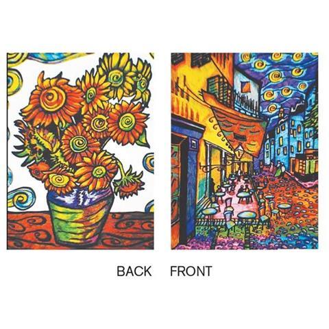 colorvelvet C16 Raccoglitore Ad Anelli Van Gogh