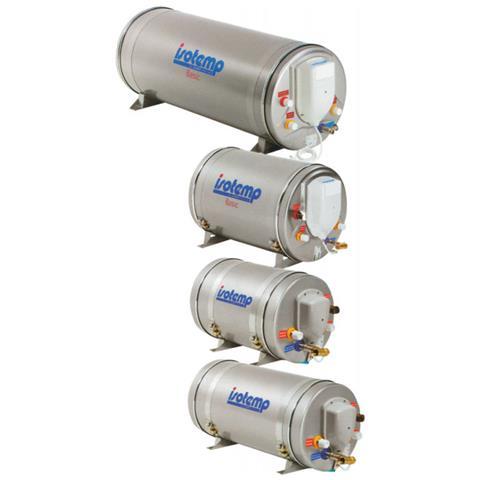 Boiler Isotemp Basic 50 In Acciaio Inox Volume 50lt 7bar Resistenza 230v 750w #fni2400250