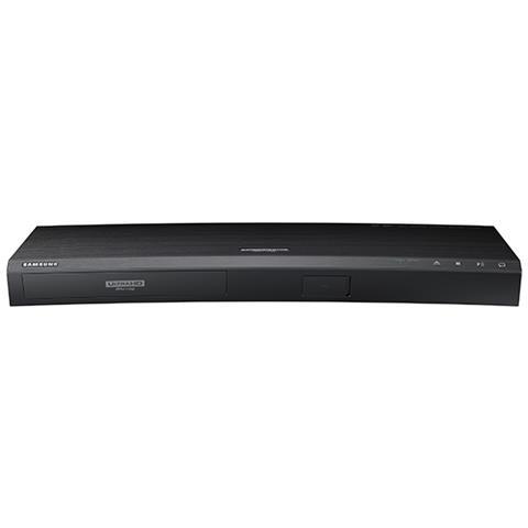 SAMSUNG UBD-K8500, NTSC, Anynet+, BD, CD, CD-R, CD-RW, DVD, DVD+R, DVD+RW, DVD-R, DVD-RW, 50/60 Hz, Lettore Blu-Ray, Nero