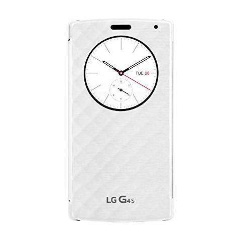 LG Circle Flip White G4s