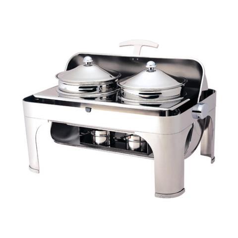 Chafing Dish Riscalda Riscaldatore Scalda Vivande Rs0620